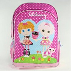 On Sale16 Lalaloopsy Large Backpacktotebagschool