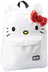 hello kitty backpackwhiteredblackone size backpack white