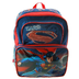 superman movie school cargo shaped backpack