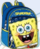 spongebob backpack sponge easily carry clothes