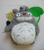 neighbor totoro gray soft plush backpack