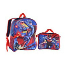 Backpack Dc Comic Superman Man