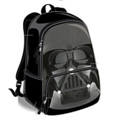 Darth Vadar Face Value Backpack
