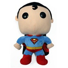 Funko Dc Comics Plush Mini Backpack