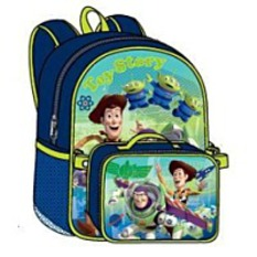 Pixar Toy Story 15 Backpack With Lunch