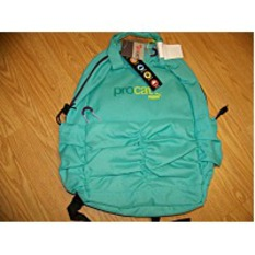 Procat 2 Compartment Turquoise Backpack