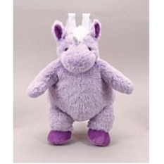 Purple Unicorn Backpack 16