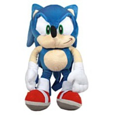 On SaleSonic The Hedgehog Plush Backpack