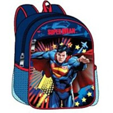 Superman Man Of Steel 15 Backpack