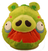 angry birds green plush backpack size