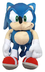 innovations sonic hedgehog plush backpack character