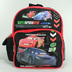 disney pixar cars backpack measurements