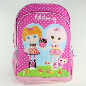 16 Lalaloopsy Large Backpacktotebagschool