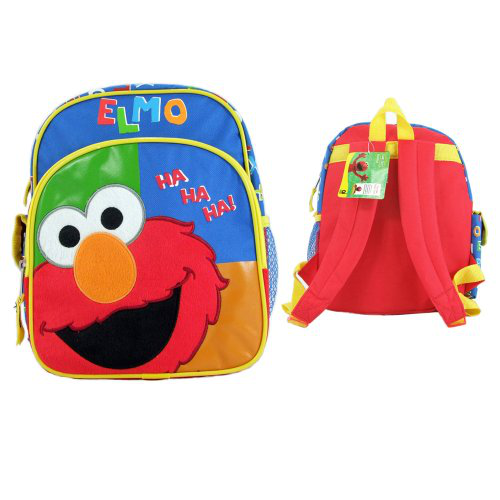 Elmo 10 Toddler Mini Backpack Elmo Ha