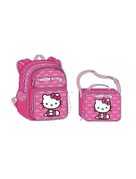 Sanrio Large School Backpack With Lunchbox